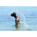 girl woman portrait action fun water sea summer varna bulgaria nikon sigma