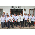 pukak church tuaran tom song composition children people