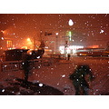Snow Storm in Korea