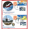 stamps space shuttle Alantis
