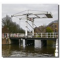 netherlands leiden water bridge view nethx leidx waten bridn viewn