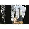 church autumn luxembourg city