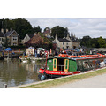 Bradford on Avon canal boats