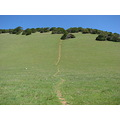 hiking burdell trail