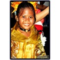 As early as 5am till night... she wears this lovely smile... =)