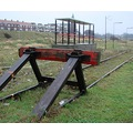 Holland IJmuiden railway track
