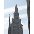 cleveland ohio downtown terminal tower ssphotoshop