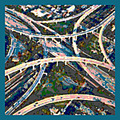 mailart mymailartfph trafficfriday freeways roads