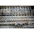 carvings jagdish temple udaipur rajasthan india