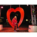 P Dream Light Valentine Day Red Heart HBG 2013 Februari 14 Night