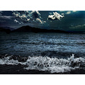 korni landscape nature adriatic sea wavelet seascape