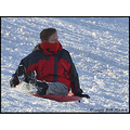 stlouis missouri us usa landscape snow fun sled action 012809 2009