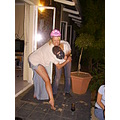 Havin a braai @ the Bella's house...2007