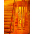 staircase stairs interior reflection sneaker compftorange archer