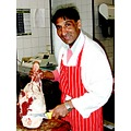 Series Friends: Mumtaz Jogi my butcher. He is so clever he can transform an old sheep meat into n...