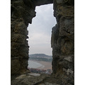 Scarborough Castle Window