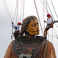 giant spectacular sea odyssey diver lilliputian liverpool