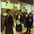 Rosalie exhibition fashion glamour Prague Bohemia