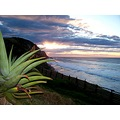 wild coast white clay resort sunrise south africa