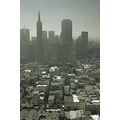 san francisco sanfrancisco california downtown city skyline buildings skyscraper