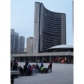 At 3:37pm.Toronto City Hall-Nathan Phillip Square-Toronto,Ont.,On Saturday,Jan.12,2013.  By Lisa ...