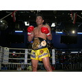Tiger Muay Thai training camp fighter champion MMA extreme sports Thailand