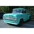 Ford f100 pickup izmir turkey 1958