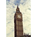 London England Bigben clock westminster Nikon F3