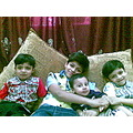 Umer with Friends