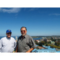 CHILE  -----    OVERLOOKING PUERTO MONTT    ----  ALFREDO DIAZ AND THE ONE AND ONLY
