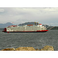 Empress of the North, the ill fated cruise ship which ended up on the rocks outside Juneau, Alask...