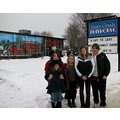 Each December we take the entire family to lunch and then to a play at Upper Canada Playhouse.   ...