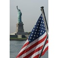 NYC MPIX Boat Tour American Flag Oct 2008