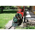 Miniature train Springbank Park London ontario nikon d90