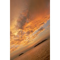 sequence sunset sun islands sea clouds angle kota kinabalu