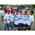 Pembroke NC Dixie Youth Baseball allstars West Robeson
