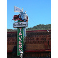 glenwood springs gsfph colorado downtown sign signfph neon