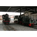 rmk museum steam engine train narrow gauge istanbul hsd turkey
