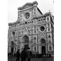 architecture florence cathedral StMaryofFlower bw