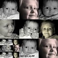 grandchildren grandaughters family kid child collage