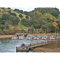 lakechabotfph lake chabot park trail autumn marina beach boats pier