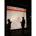 At 8:18pm.Map of the areas of the Scotiabank Nuit Blanche-around Toronto-GTA-sevaral in other are...