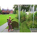Joy Lawn Grass Sofiero Hbg Skane Sweden 2011 Green Fun Gardenparty