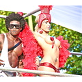Men Man Gay Pride GayPride Spain Madrid Boobs Afro Red Party