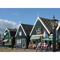 Holland Marken wooden houses