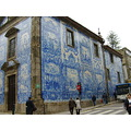 2010 portugal porto holidays city old medieval cosmopolitan tiles azulejos