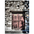 that's an entrance to a greek church
