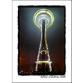 Space_needle Seattle Washington USA
