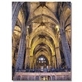 spain barcelona architecture cathedral church spaix barcx archs churs