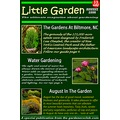 magazine cover flower plant little garden nature outdoor